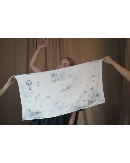 Array of Dreams Scarf 90 x 90